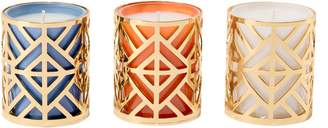 Tory Burch Votive Candle Set