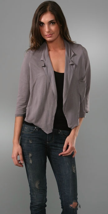 Monrow Slouch Jacket