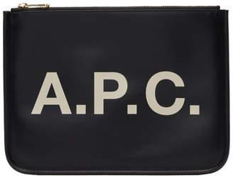 A.P.C. Black Morgane Pouch