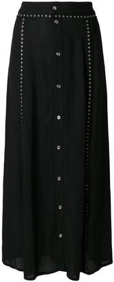Diesel Black Gold Olastic skirt
