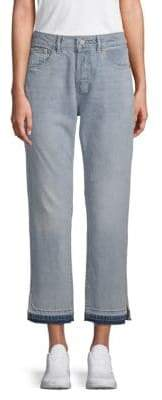 Patti High-Rise Straight Jeans