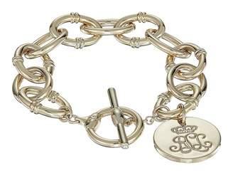 Lauren Ralph Lauren Link Bracelet