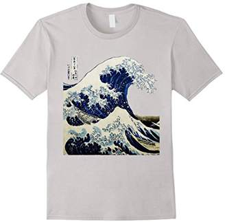The Great Kanagawa Japanese wave T shirt