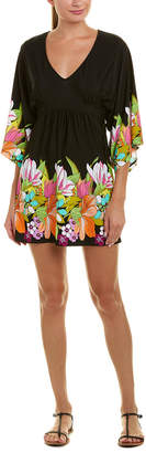 Trina Turk Bouquet Floral Tunic