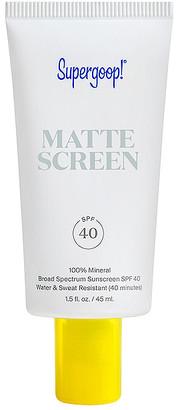 Supergoop! Smooth + Poreless 100% Mineral Matte Screen SPF 40