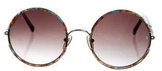 Sunday Somewhere Yetti Round Sunglasses