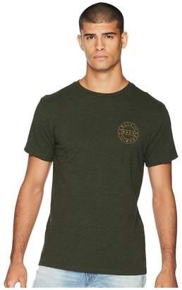 RVCA Public Works Tee Men's T Shirt