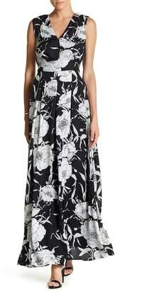 Gracia Floral Maxi Dress