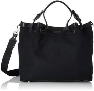 Strenesse Bag Kora New, Women's Satchel, Schwarz (), (B x H T)