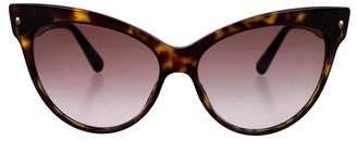 Christian Dior Mohotani Cat-Eye Sunglasses