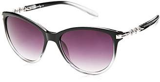 UNIONBAY Union Bay Women's U280 OXF Cateye Sunglasses
