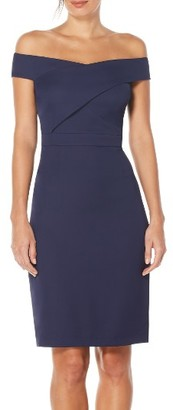 Women's Laundry By Shelli Segal Stretch Sheath Dress $195 thestylecure.com