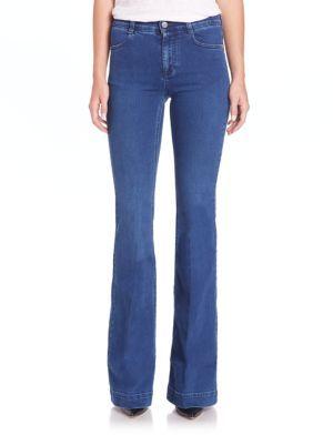 Stella McCartneyStella McCartney The 70s Flared Jeans