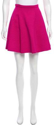 Sonia Rykiel Sonia by Flared Mini Skirt