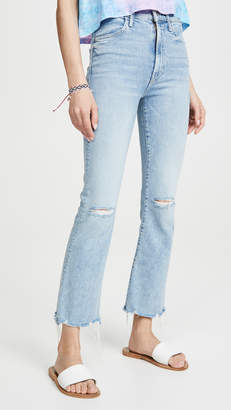 Mother The Hustler Ankle Chew Jeans