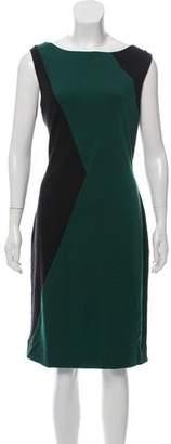 Diane von Furstenberg Suji Wool Dress