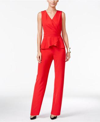 Thalia Sodi Peplum Jumpsuit, Only at Macy's $109.50 thestylecure.com