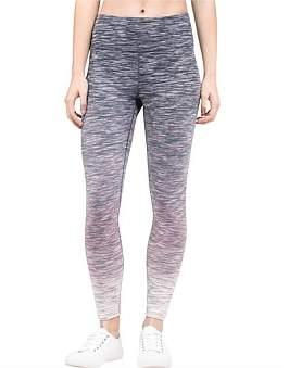 Calvin Klein Compression Space Dye Ombre Legging