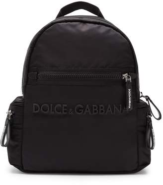Dolce & Gabbana Zaino Nylon Backpack