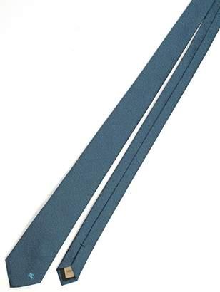 Burberry Modern Cut Check Detail Tie