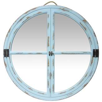 Infinity Instruments Vitre Mirror - 23.5 diam. in.