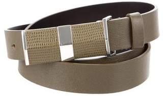 Diane von Furstenberg Tava Leather Belt w/ Tags