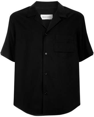 Short-Sleeve Bowling Shirt