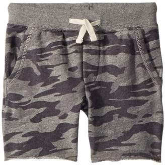 Polo Ralph Lauren Camo Cotton French Terry Shorts Boy's Shorts