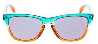Oakley Mirrored Square Sunglasses