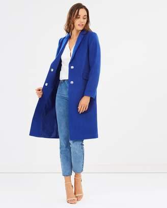 Dorothy Perkins Colour Pop Smart Coat