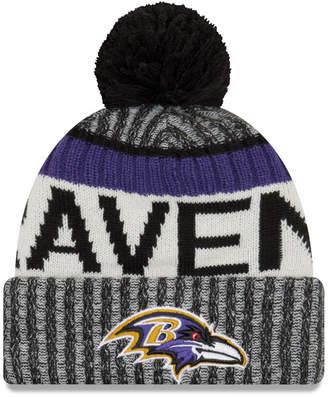 New Era Adult Baltimore Ravens Official Sport Beanie