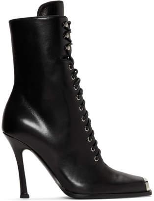 Calvin Klein Black Windora Boots