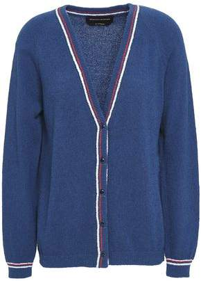 Vanessa Seward Knitted Cotton-Blend Cardigan