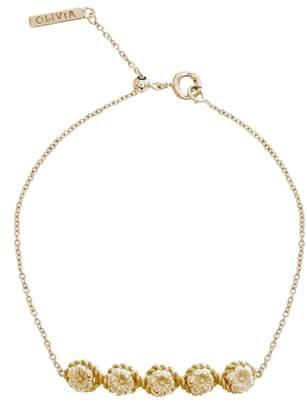 Olivia Burton Flower Show Rope Chain Bracelet