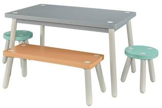 Powell Company Sorbet Youth Table and Chair Set