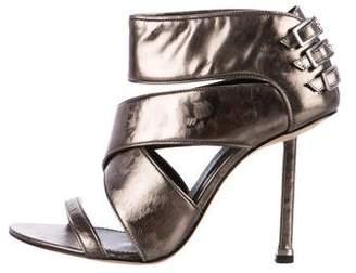Camilla Skovgaard Leather Cutout Sandals