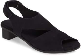 Arche Obibbi Asymmetrical Slingback Sandal