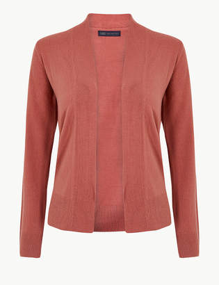 M&S CollectionMarks and Spencer Cashmilon Edge To Edge Cardigan