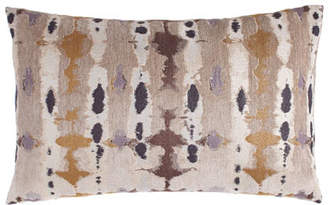"Dian Austin Couture Home Lokesh Pillow, 25"" x 15"""