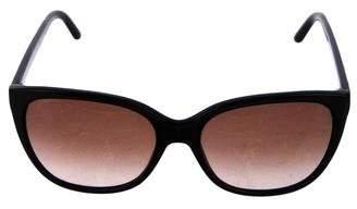 Versace Tinted Oversize Sunglasses