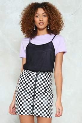 Nasty Gal Learn a Thing or Two Cami Tee