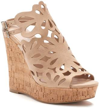 Charles by Charles David Style Style Alaiah Women's Cutout Wedge Sandals