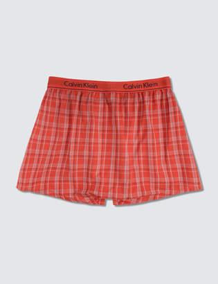 Calvin Klein Underwear Woven Boxer