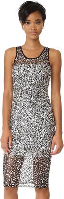 Parker Parker Black Kat Dress $525 thestylecure.com