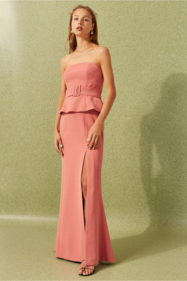C/Meo Collective MODE GOWN rose
