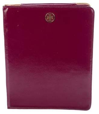 Tory Burch Patent Leather iPad Tablet Case