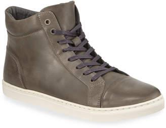 Robert Wayne Daxton High-Top Leather Sneakers