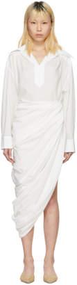Jacquemus White La Robe Amadora Dress