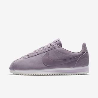 Nike Classic Cortez Suede Women's Shoe