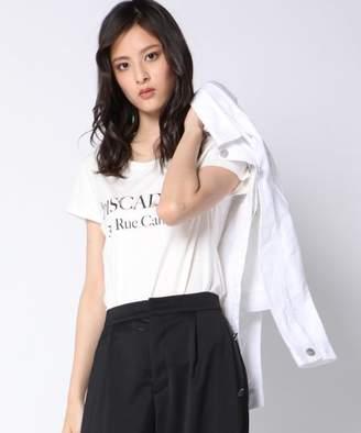 Vicky (ビッキー) - VICKY 【WEB別注】ビジューロゴTシャツ